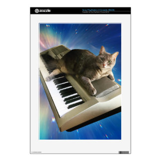 cat keyboard skin for PS3