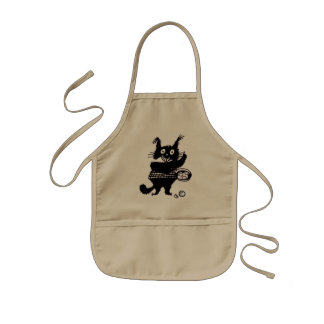 CAT Kids Apron