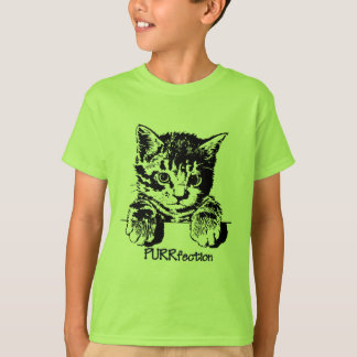 Cat Kids T-Shirt Purrfection
