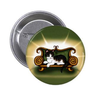 Cat King Pin