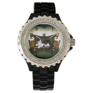 Cat King Wrist Watch