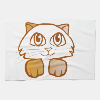 Cat Kitchen Towel