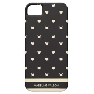 Cat Lady iPhone 5/5S Case