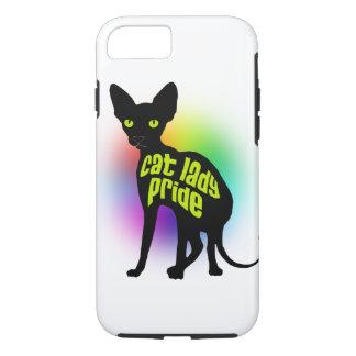 Cat Lady Pride iPhone 7 Case