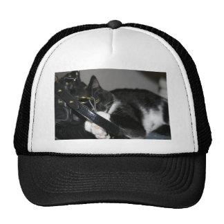 Cat Left Holding the Bag Trucker Hat