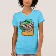 Cat Leprechaun T-Shirt