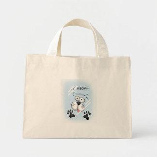 Cat Let MEOWt. Bags