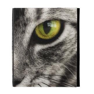 Cat Lick iPad Folio Cases