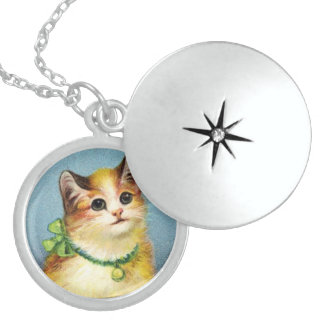 Cat Locket