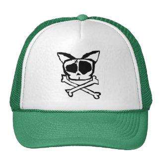 Cat Logo Hat V2