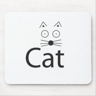 CAT Logo Mouse Pad