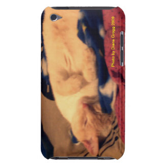 Cat: Look at dat belly1 iPod Case-Mate Cases