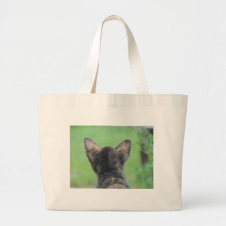 Cat Looking on Tote Bags