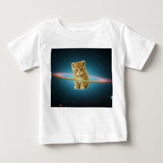 Cat lost in space baby T-Shirt