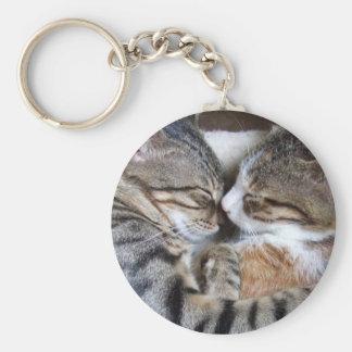 Cat Love Keychain