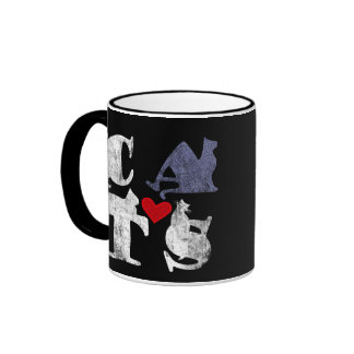 'Cat Love' Mug