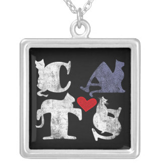 'Cat Love' Necklace