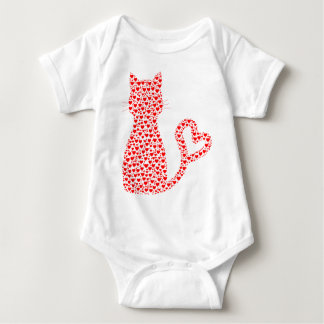 Cat Lover Baby Bodysuit