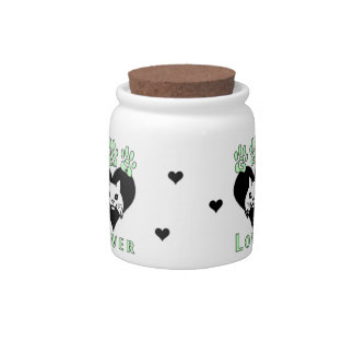 Cat Lover Candy Jars
