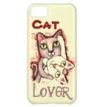 Cat Lover Case-Mate iPhone 5 Barely There Case Cover For iPhone 5C