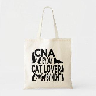 Cat Lover CNA Tote Bag