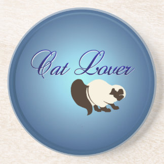 Cat Lover  Coaster
