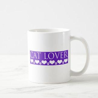 Cat Lover Coffee Mug