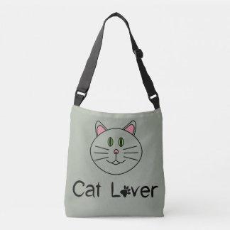 Cat Lover Crossbody Bag