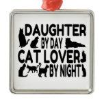 Cat Lover Daughter Ornament