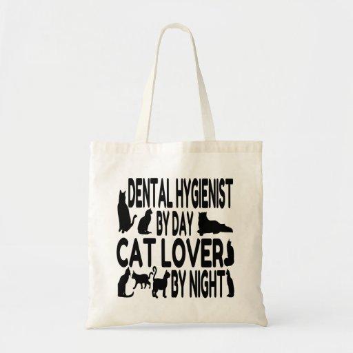 Cat Lover Dental Hygienist Bag