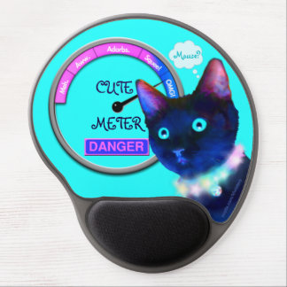 Cat Lover Gift! Fur Baby! Cat Lady Gift! Squee Gel Mouse Pad