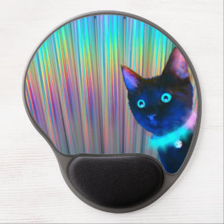 Cat Lover Gift, Fur Baby! Kitty Love! Gel Mouse Pad