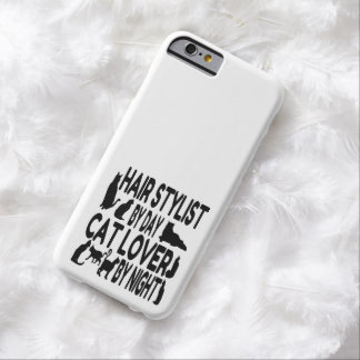 Cat Lover Hair Stylist Barely There iPhone 6 Case
