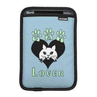 Cat Lover iPad Mini Sleeve