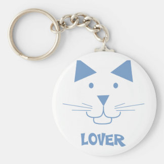 Cat Lover Keychain