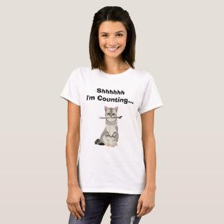 Cat Lover Knitting T-Shirt