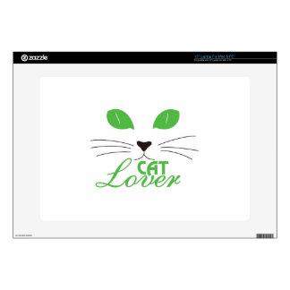 Cat Lover Laptop Skins