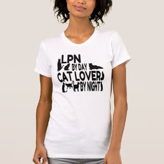 Cat Lover LPN T-Shirt