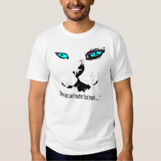Cat Lover - Melvin The Cat - Quote - Shirt