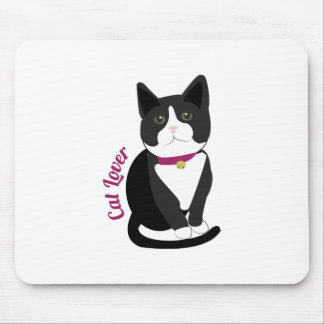 Cat Lover Mouse Pad