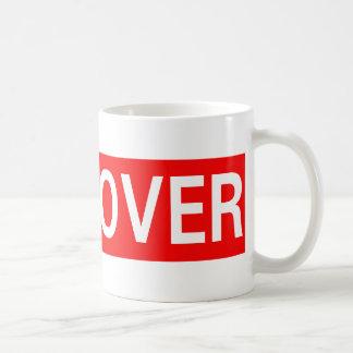 Cat Lover Classic White Coffee Mug