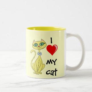 Cat Lover Mug #3