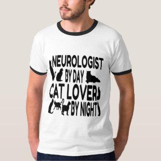 Cat Lover Neurologist T-Shirt