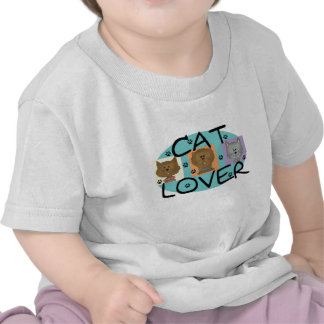 Cat Lover Portraits T-shirts and Gifts