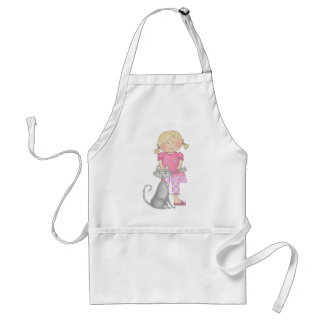 Cat Lover Products Adult Apron