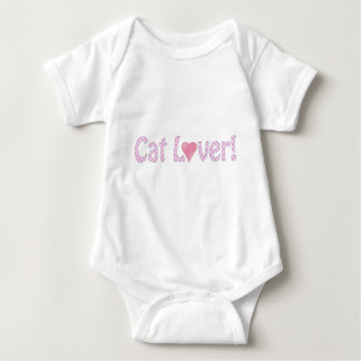 Cat Lover Products Baby Bodysuit