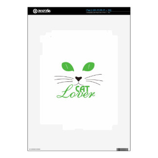 Cat Lover Skins For The iPad 2