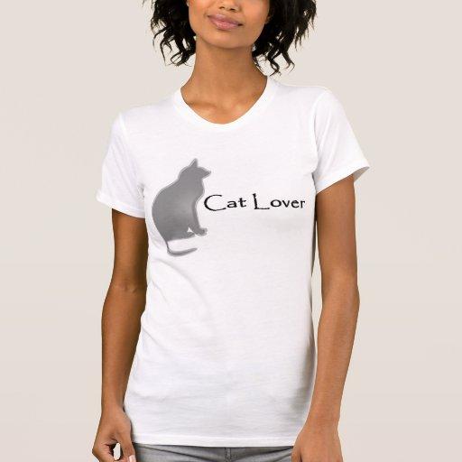 Cat Lover Tee Shirt