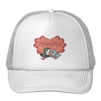 Cat Lover Valentine Hats