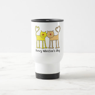 Cat Lover Valentines Day Mug